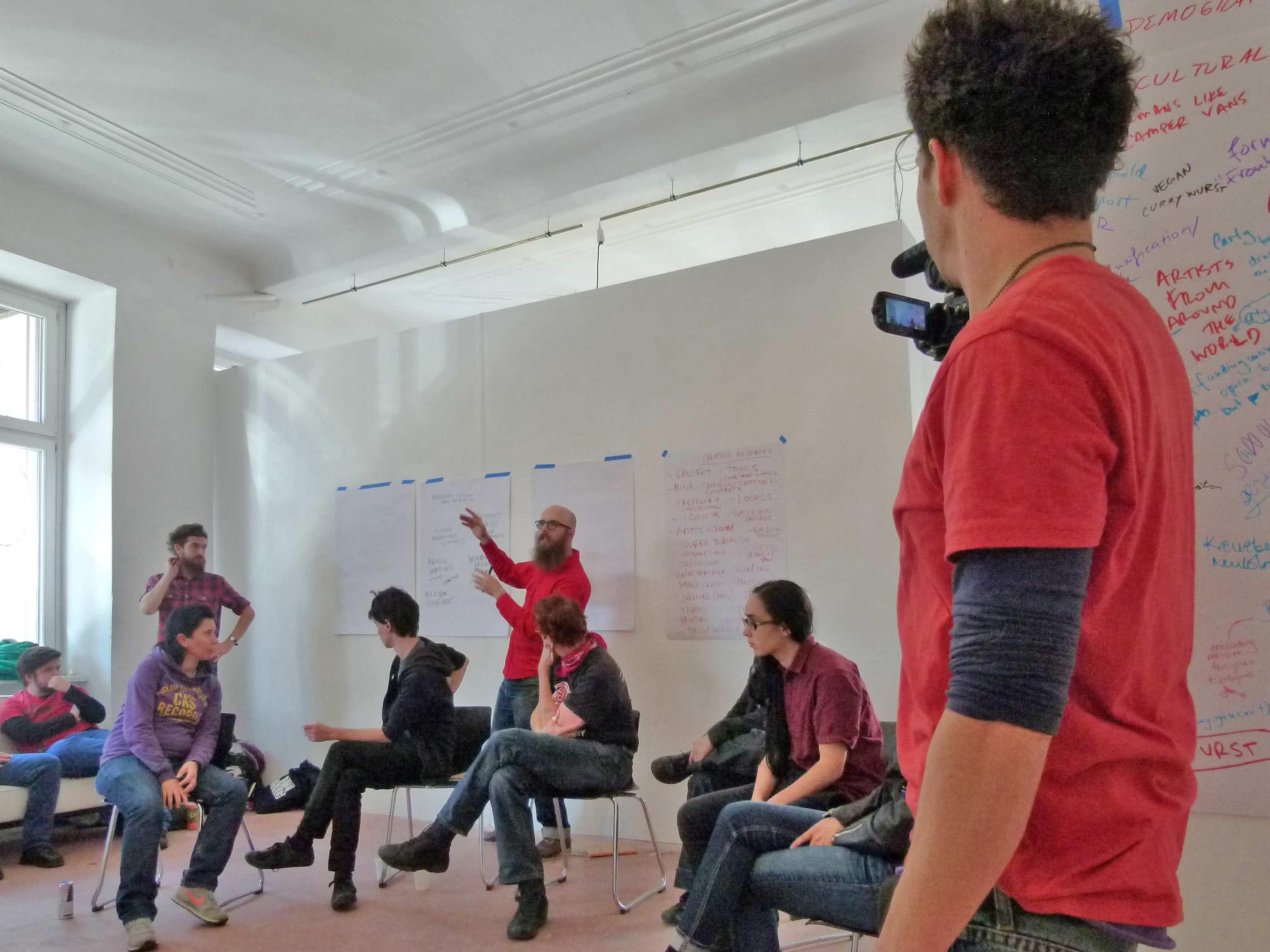 School for Creative Activism: Trans Activism Seminar